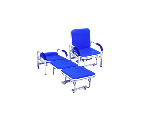 ATTENDANT BED CUM CHAIR