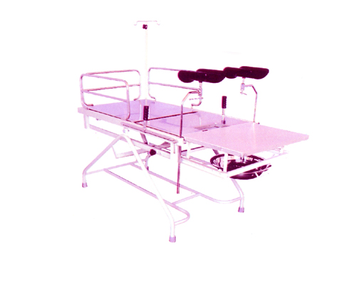 obstetric labor table telescopic fixedheight